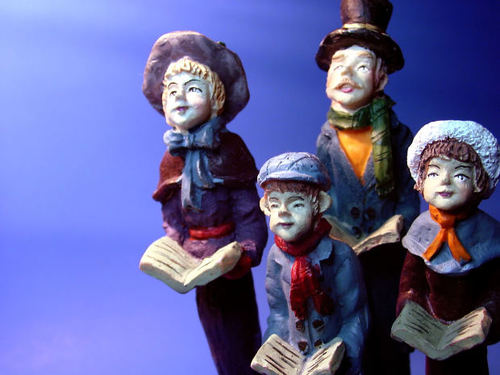 -- antique occasion figurine concept still christmas character decorate close figurines celebration holiday