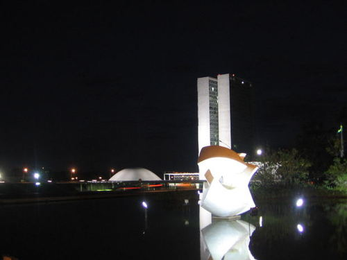 -- national brazil congress brasil brasilia architecture niemayer