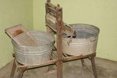 Old Fashioned Tub