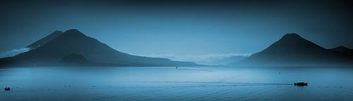 lake guatemala jezero
